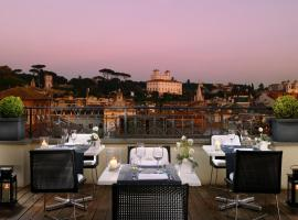 The First Roma Arte, hotel near Villa Borghese, Rome