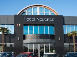 Hotel Noventa, hotel near Parco Regionale dei Colli Euganei, Noventa Vicentina