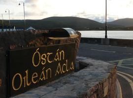 Óstán Oileán Acla, hotel in Achill Sound