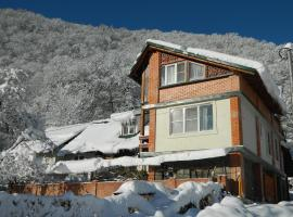 Holiday Home with Kitchen, hotel with pools in Krasnaya Polyana