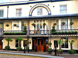The Foley Arms Hotel Wetherspoon, hotel in Great Malvern