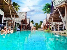 Kaleydo Villas, luxury hotel in Gili Trawangan