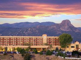 Prescott Resort & Conference Center, boutique hotel in Prescott