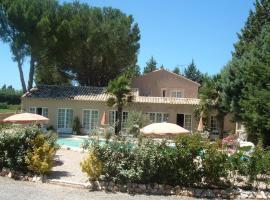 La Balancelle, villa in Saint-Rémy-de-Provence