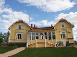 Woikoski Feeling - Kirjokiven Kartano, hotel in Joutsenlahti