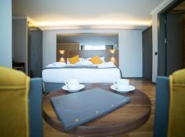Ankacity Suit Flat, hotel in Ankara