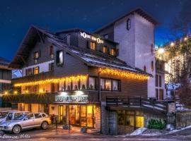 Hotel Europa, hotel a Madonna di Campiglio