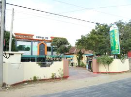 Bright Inn Luxury Holiday Resort, hotel in Jaffna