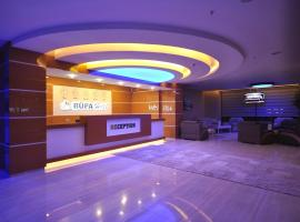 Bupa Hotel, hotel dicht bij: Internationale luchthaven Kayseri Erkilet - ASR, Kayseri