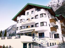 Hotel Lärchenhof, hotel in Kaunertal
