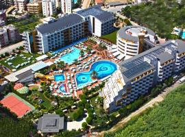 My Home Resort Hotel- Ultra All Inclusive, отель в Авсалларе