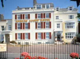 Ashton Court Hotel, hotel in Exmouth