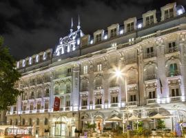 Boscolo Nice Hotel & Spa, hotel in Nice
