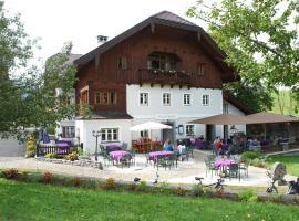 Erlachmühle, Hotel in Mondsee