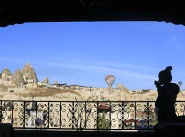 Goreme House, accessible hotel in Göreme