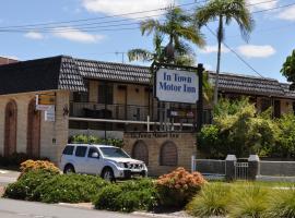 In Town Motor Inn, motel in Taree