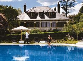 Lilianfels Blue Mountains Resort & Spa, hotel em Katoomba