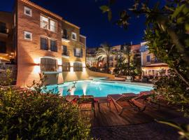Hotel Byblos Saint-Tropez, accessible hotel in Saint-Tropez