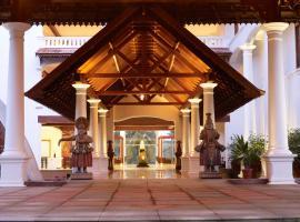 The Raviz Ashtamudi, Kollam, accessible hotel in Kollam
