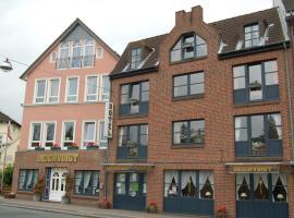 Hotel Deichvoigt, Hotel in Cuxhaven