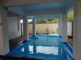 Sunshine Villa, homestay in Grand-Baie