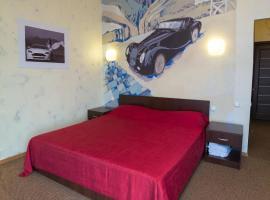 Hotel Garazh, hotel in Belgorod