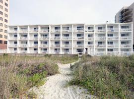 Ocean Edge Motel, motel in Myrtle Beach