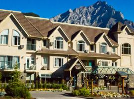 Irwin's Mountain Inn, hotel in Banff