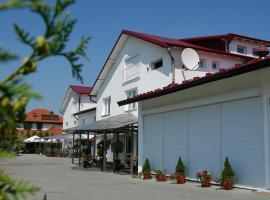 Hotel Restauracja Małopolska, hotel in Jasło
