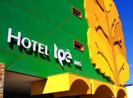 Hotel Ipê MS, hotel in Campo Grande