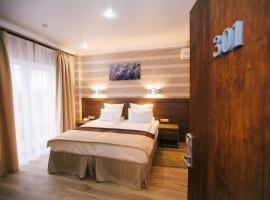 HEMINGWAY Hotel, hotel in Krasnodar