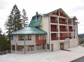 Hotel Zlatarski Biseri, hotel u gradu 'Nova Varoš'