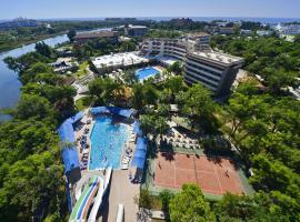 Linda Resort Hotel, отель в Сиде
