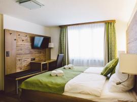 Hotel & Restaurant Zum Schwarzen Bären, hotel in Andermatt