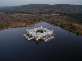 juSTa Lake Nahargarh Palace, hotel near Chittorgarh Fort, Pārsoli