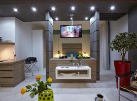 Ξενοδοχείο Σωκράτης, ξενοδοχείο στα Νέα Μουδανιά
