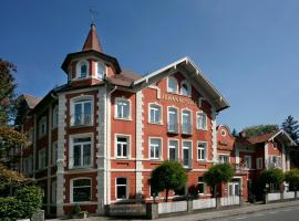 AKZENT Hotel Johannisbad, hotel in Bad Aibling