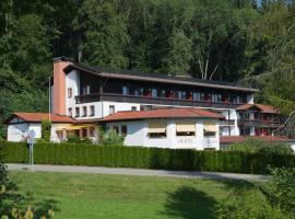 Hotel St. Ulrich Garni, hotel in zona Aeroporto di Memmingen - FMM, Ottobeuren
