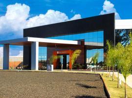 Estância Avaré Hotel, hotel em Avaré
