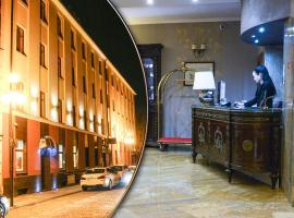Komoda Club Residence, pet-friendly hotel in Kalisz