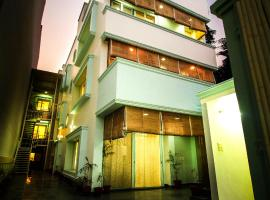 Anara Service Apartments - Greater Kailash Part II, apartment in New Delhi