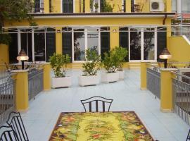 Residence Cielo e Mare, apartment in Moneglia