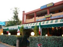 Hotel Blu Marlin, hotel a Villasimius