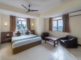 Treebo Trend Green Park, hotel with pools in Mapusa