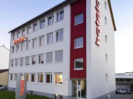 hotelo Heidelberg, hotel in Heidelberg