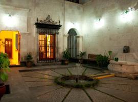 Casona Terrace Hotel, hotel near Melgar Stadium, Arequipa