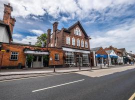 Red Lion Hotel, hotel near St Albans City and District Council, Radlett