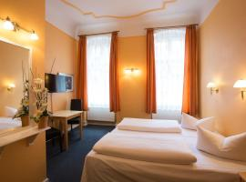 Hotel am Hermannplatz, B&B i Berlin