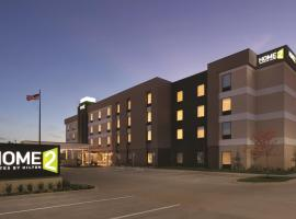 Home2 Suites by Hilton Oklahoma City South, hotel near Will Rogers World Airport - OKC, Oklahoma City