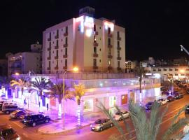 Al Raad Hotel, accessible hotel in Aqaba